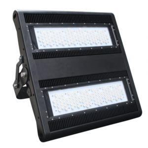 LED-lyskaster 500w demonstrasjonsbilde