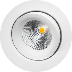 Led-Downlight demonstrasjonsbilde